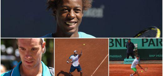Equipe de France de Coupe Davis - 2016